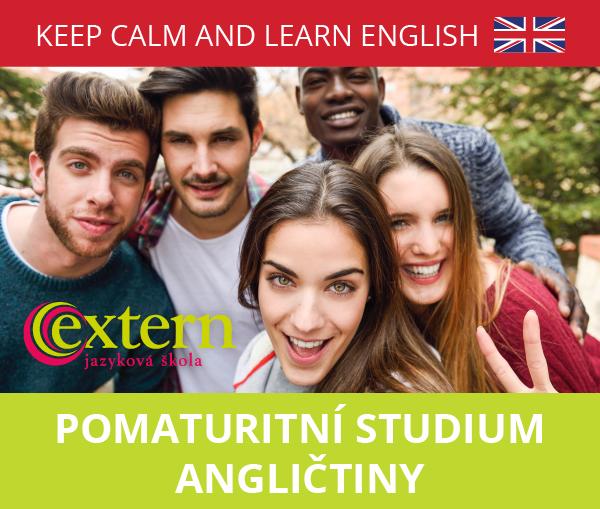 Pomaturitní studium - denní angličtina